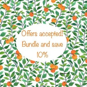 Fair offers always accepted! Saving for baby sale!